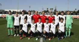 El Valencia CF Cadete viaja a Singapur para competir en el Torneo 'JSSL 7s Singapore International Soccer'