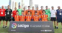 Los Urawa Red Diamonds impidieron al Valencia CF Cadete llegar a la final el JSSL 7s Singapore International Soccer (0-1)