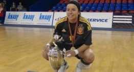 Jennifer Pedro, convocada con la Selección Española de futsal Absoluta para el Internacional del Moscú