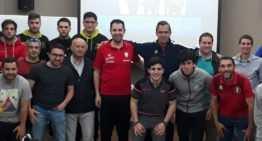 'Mon' Barreiro y David Madrid, protagonistas en la Jornada de Actualización de Entrenadores de futsal