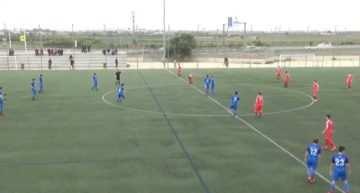 VIDEO: San José se impuso a Club La Vall en un partido de locos en Liga Autonómica Cadete (3-2)