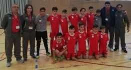 Quinto puesto en el Campeonato de España para la Selección FFCV Sub-12 de futsal