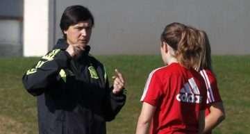 Lara, Carolina y Nerea vuelven a acudir a la llamada de la Selección Española Sub-16