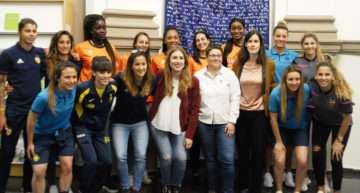 VIDEO: Isabel García celebra las iniciativas empresariales que potencian la presencia de la mujer en el deporte
