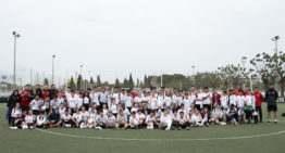Gran éxito del Torneo Escoles COR Blanquinegre 2018