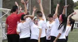 La Generalitat ayudará a la Fundación VCF a impulsar sus 'Escoles Cor Blanquinegre' y más proyectos de inclusividad