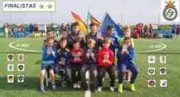 Estos son los 12 primeros finalistas de la VIII Copa Federación Prebenjamín