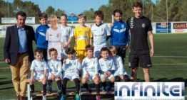 VIDEO: Los Prebenjamines del Peña Deportiva ofrecen otra lección de 'fair play' fallando un penalti a propósito