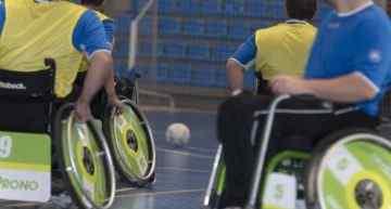 Primer derbi valenciano de A-Ball en silla de ruedas el próximo miércoles 30 de mayo