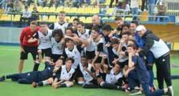El Valencia CF conquista la Liga Autonómica Infantil con una autoridad incontestable