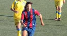 Paula Tomás (Levante Femenino), convocada de última hora al Europeo Sub-17 de Lituania