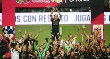 La final de la Liga Femenina de México congrega una cifra récord de 51.211 espectadores