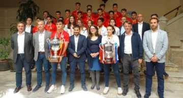 Análisis de una temporada 17-18 histórica para las Selecciones FFCV masculinas y femeninas