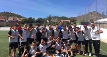 VIDEO: Merecida conquista de la Liga Autonómica Cadete por un Valencia de récord