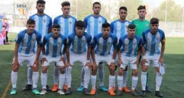 El Valencia se impuso al Málaga en la vuelta y jugará los cuartos de Copa del Rey Juvenil (1-2)