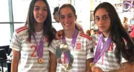 Las valencianas de España Sub-17 'amenazan' con conquistar la triple corona en 2018