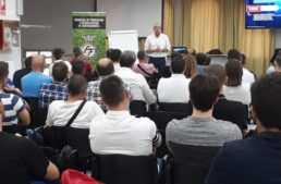 Las sesiones de Actualización de Entrenadores FFCV echaron el cierre a su temporada 2017-2018 en Xàtiva