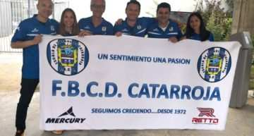 Óscar Banacloy dirigirá el nuevo proyecto del FBCD Catarroja tras las elecciones a la presidencia