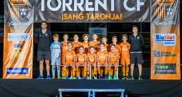 Torrent CF, primera escuela en ascender a la Superliga para la temporada 2018-2019