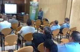Turís acogió una nueva Jornada de Actualización y Reciclaje para Entrenadores FFCV