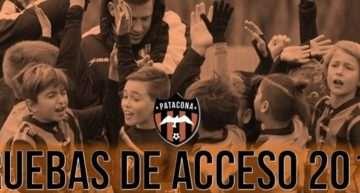 Patacona innova ofreciendo sus pruebas de acceso exclusivamente en su App del club