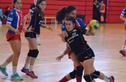 CD Agustinos, CBM Elche Intacón o Hispanitas BM Petrer, campeones de las finales autonómicas de balonmano en los XXVI Jocs Esportius