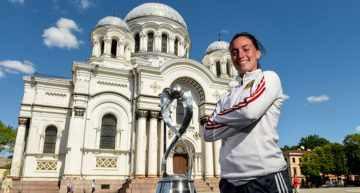 Previa: España Sub-17 Femenina se reencuentra con Alemania este lunes en la gran final del Europeo
