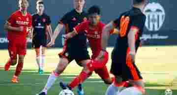 La Evergrande Football School de China se puso a prueba en tres amistosos disputados ante la Academia VCF
