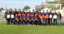 El Valencia CF Juvenil 'B' se quedó a las puertas de reeditar título en el Torneo Internacional Sub 17 de Saint André-Lez Lille