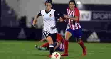 El Valencia Femenino dice adiós al sueño de la Copa ante el Atleti (1-2)