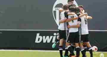 VIDEO: Un gol de Guillamón deja viva la eliminatoria de cuartos de Copa Juvenil entre Valencia y Real Madrid (1-2)