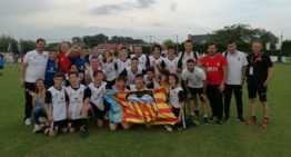 El Valencia CF Infantil se proclama campeón del 'International U 13 Cup de Bassevelde' de Bélgica