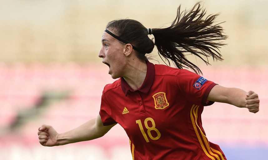 Eva Navarro: '¡Ahora, a por el Mundial Sub-17!'
