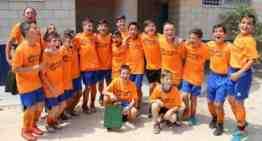 Épico final en el Grupo A1 Valencia Alevín: Santa Bárbara Platges d'Alboraia es de Superliga
