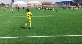 El CDB Massanassa plantó cara al Villarreal pese al resultado en Superliga Benjamín Segundo Año (0-4)