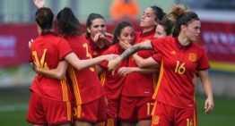Cuatro jugadoras representativas de la Comunitat Valenciana buscarán el pase para el Mundial Femenino