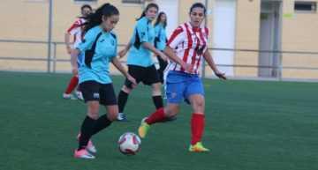 Campeones y aspirantes en los seis grupos de la Segunda Regional Femenina