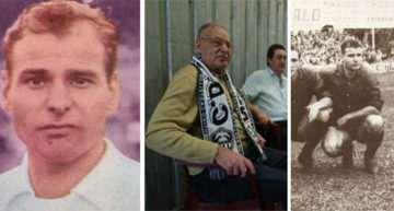 El CD Castellón, de luto tras el fallecimiento del delantero 'Pauet' a los 92 años