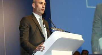 Perfil: Luis Rubiales, vigésimosexto presidente de la RFEF