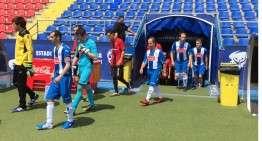 Fútbol en estado puro en la primera jornada del Torneo Todos Jugamos