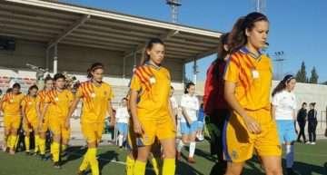 Convocatoria de la Selección FFCV Sub-16 Femenina en su amistoso contra CDFB La Eliana el 8 de mayo