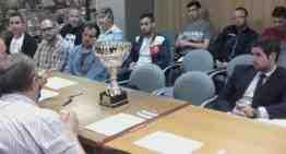 Claves y detalles del sorteo de las finales de VIII Copa Federación este jueves 17 de mayo