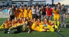 Penúltima prueba para la Selección FFCV Femenina Sub-16 antes de la Final del Campeonato de España