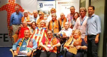 La Asociación de Futbolistas del Valencia echa el telón a la tercera edición del Taller de Reminiscencia