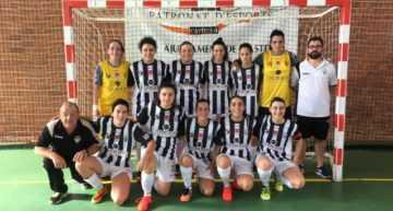 Castellón Femenino y Alaquás pelearán el viernes 29 por la Copa Femenina FFCV de futsal