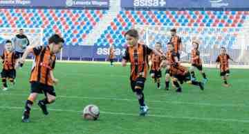 GALERÍA: La fiesta del final de temporada del Patacona CF, en Plaza Deportiva
