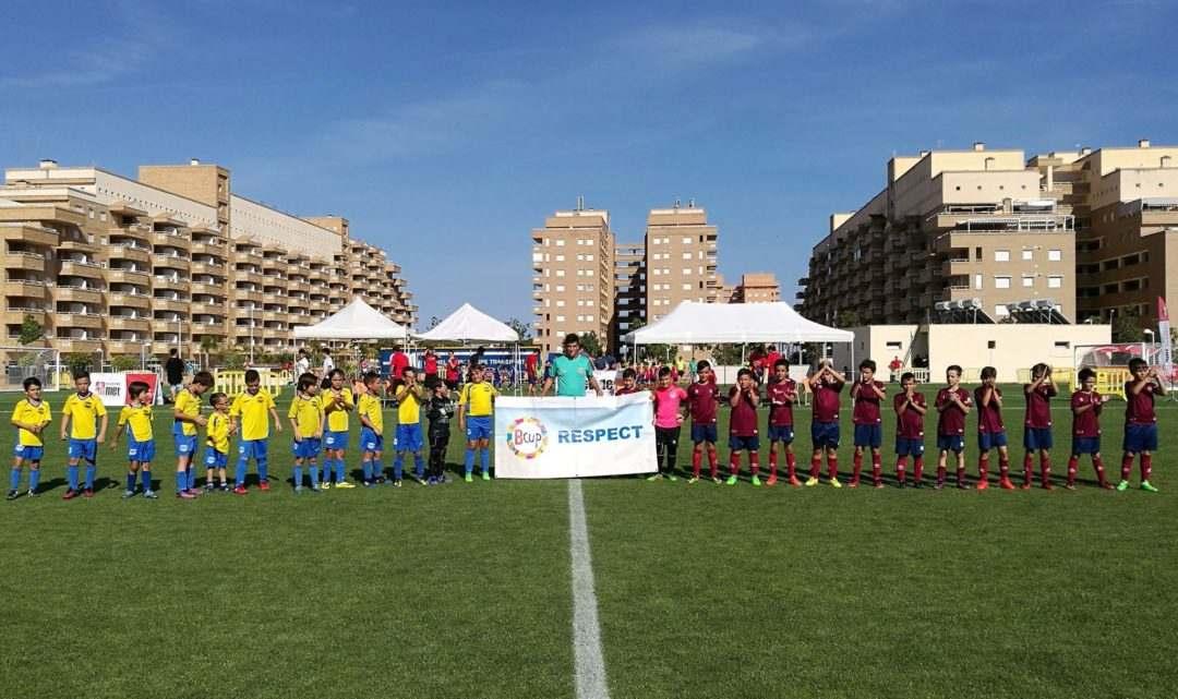 Decididas las semifinales de la 3ª edición de la Benjamín Cup en Marina d'Or