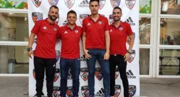 GALERÍA: Atlético Museros escenificó su alianza con GPS Spain