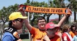 La Fundación VCF cierra otra temporada más de apoyo al fútbol inclusivo