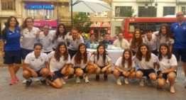La FFCV y la Selección Femenina Sub-16 colaboraron con la Asociación Española Contra el Cáncer